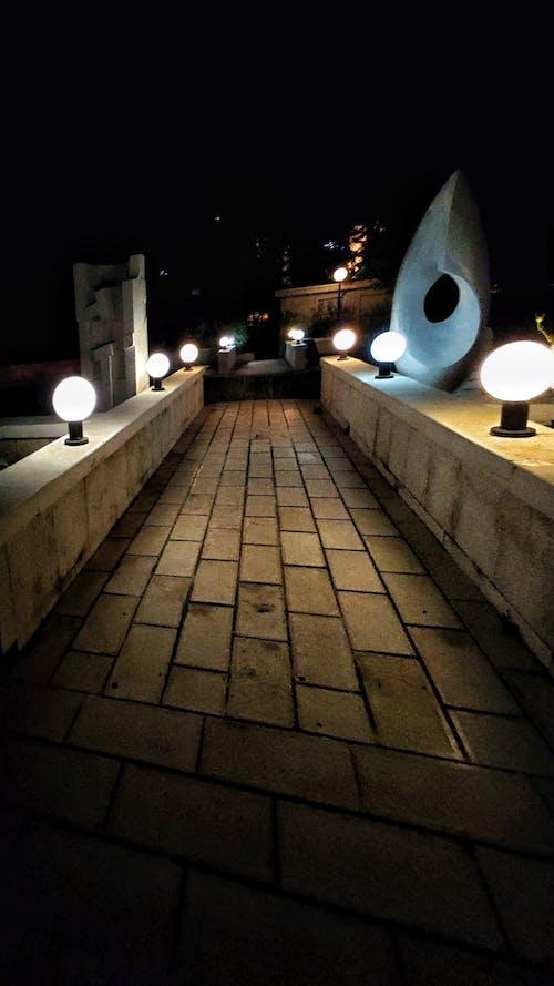 Ingyenes stockfotó éjszaka, fény, globális, hideg témában
