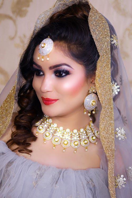 Free stock photo of bridal, bride, dulhan