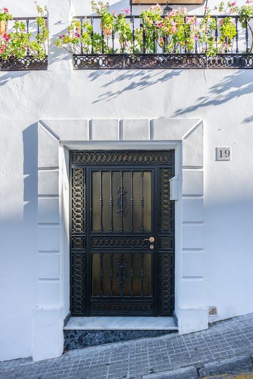 คลังภาพถ่ายฟรี ของ ประตู