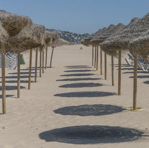 คลังภาพถ่ายฟรี ของ ทราย