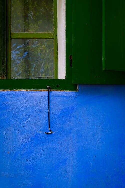 Kostenloses Stock Foto zu architektur, außen, blau, draußen