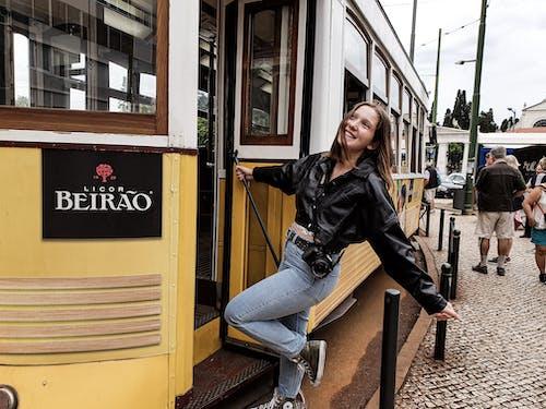 Δωρεάν στοκ φωτογραφιών με lisboa, γραμμές τραμ, ελεύθερος, Λισαβόνα