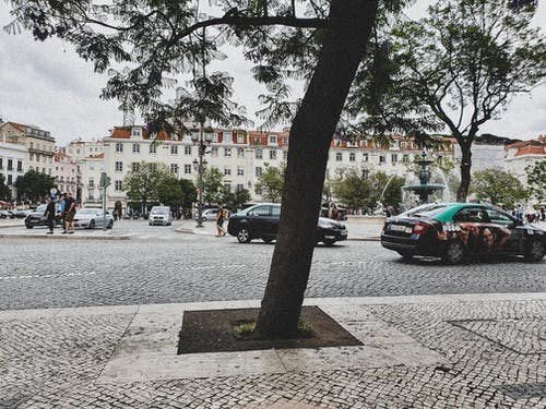 Free stock photo of busy street, car, street