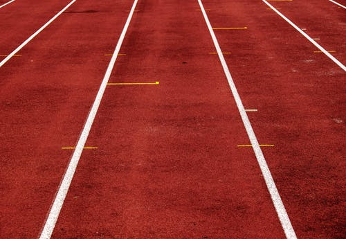 Free stock photo of lanes, lines, red, sport