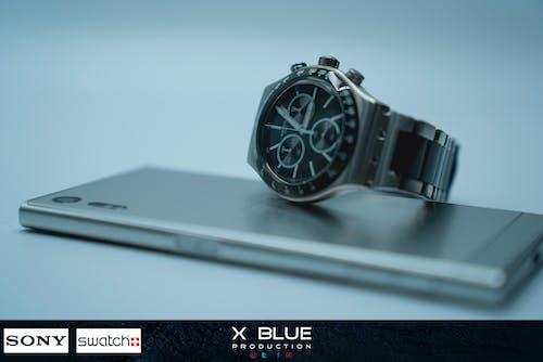 Free stock photo of sony, swatch, watch