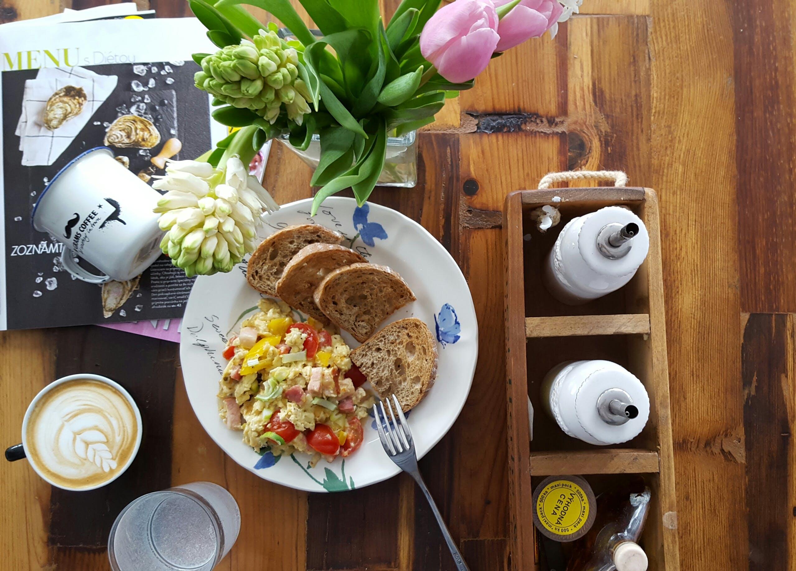 Free stock photo of beautiful morning, breakfast, coffee, egg