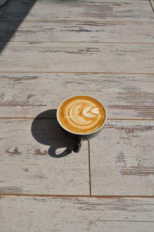 Mug With Latte