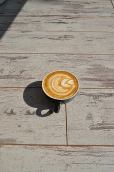 Kostenloses Stock Foto zu essen, holz, kunst, kaffee