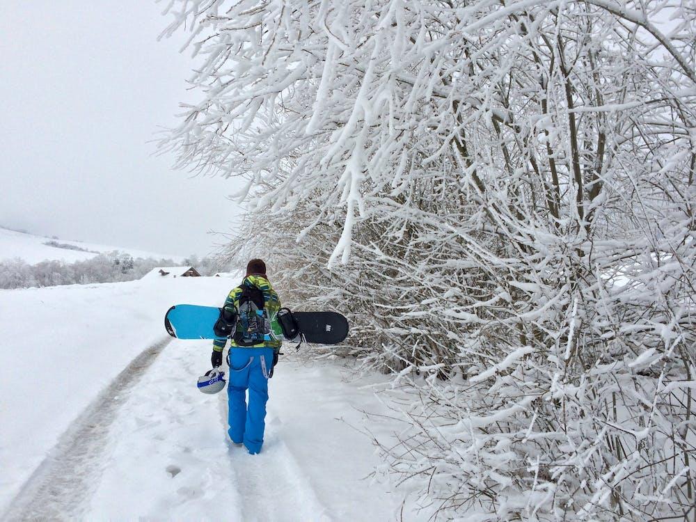 slovensko, 下雪的, 似雪 的 免费素材图片