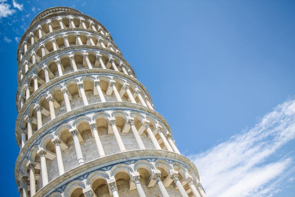 Ancient architecture art blue sky