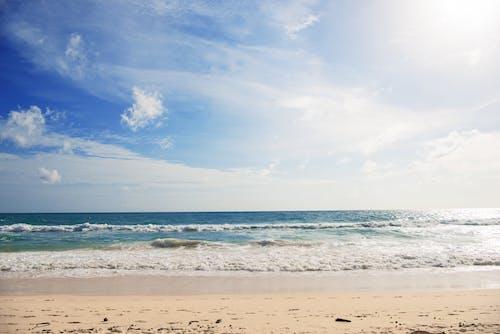 Ảnh lưu trữ miễn phí về bãi biển, bãi cát, bán đảo, bầu trời
