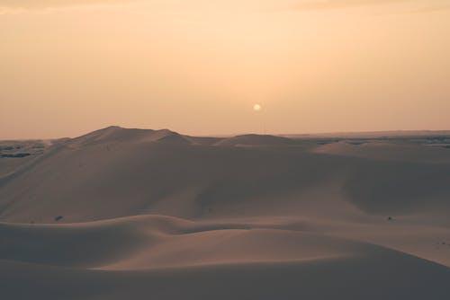 Kostenloses Stock Foto zu abendhimmel, abendsonne, abu dhabi, dubai
