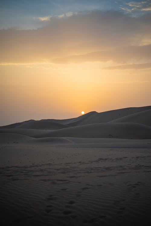 Ảnh lưu trữ miễn phí về ánh sáng ban ngày, bầu trời, bầu trời đêm, các đụn cát