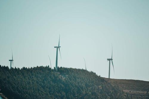 Kostnadsfri bild av förnybar energi, vindhjul, windwheel