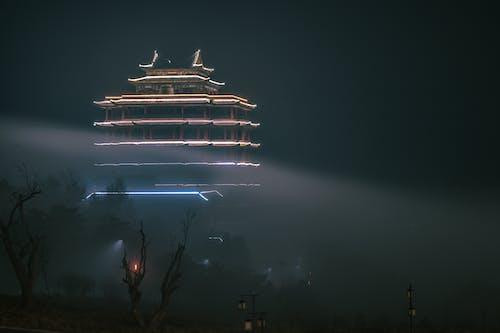 中国建築の無料の写真素材