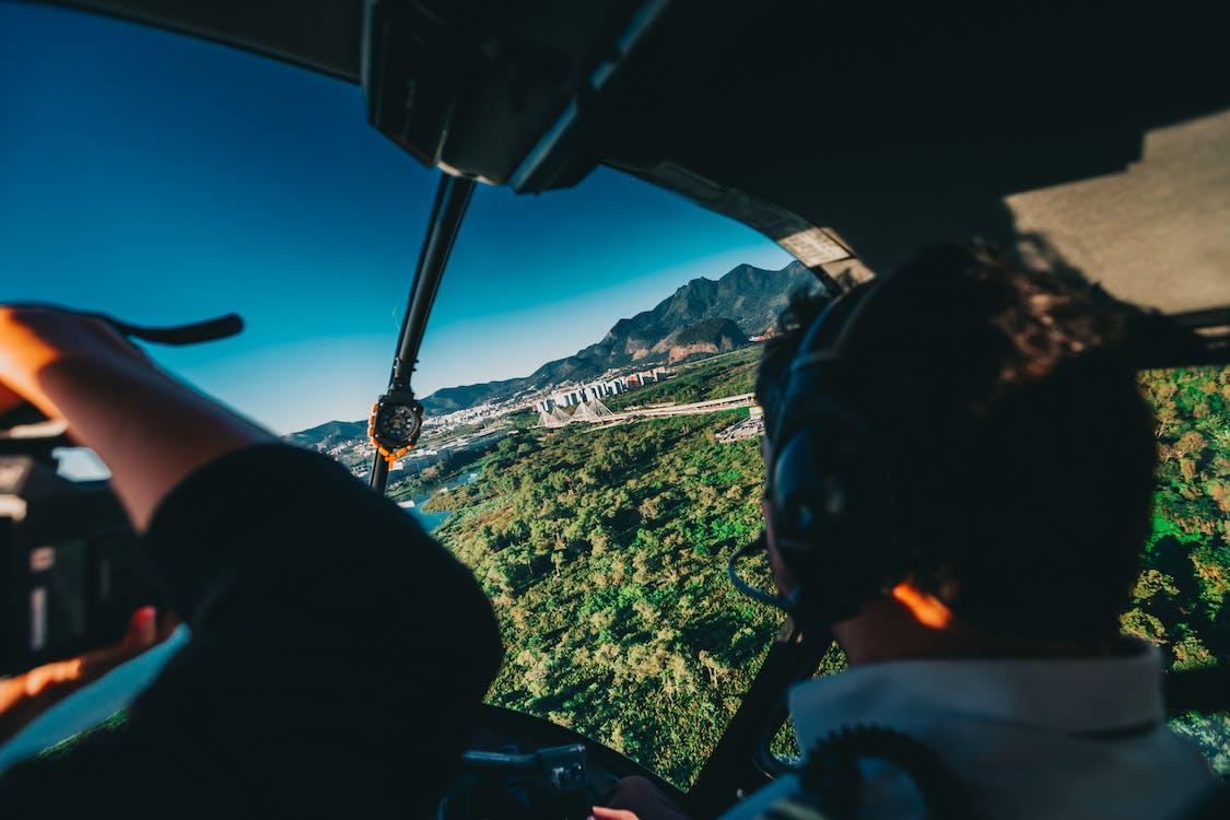 Авіація, відпочинок, гелікоптер