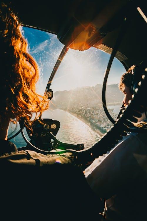 αεροπλοΐα, αεροσκάφος, ακτίνα ήλιου