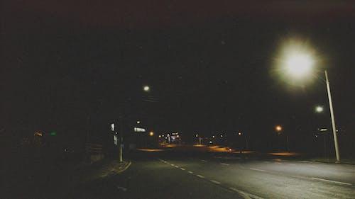 Ảnh lưu trữ miễn phí về ảnh đêm, ánh đèn thành phố, ảnh đường phố, buổi tối không khí tuyệt vời