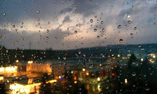 Free stock photo of city, clouds, dark