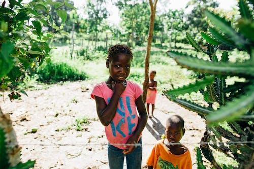 Anak Anak Di Daerah Pedesaan