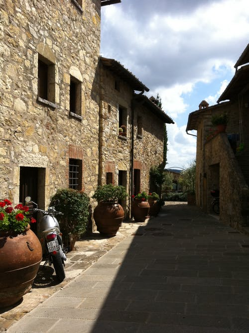 Immagine gratuita di cittadina, Edificio storico, toscana
