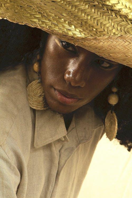 adult, barret de palla, bellesa