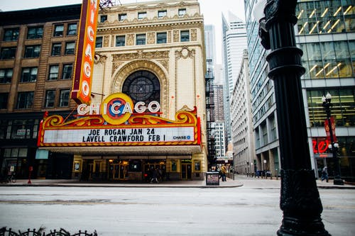 Chicago Theater Building