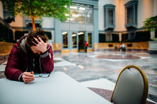 Stress can be a sign of serious mental health issues