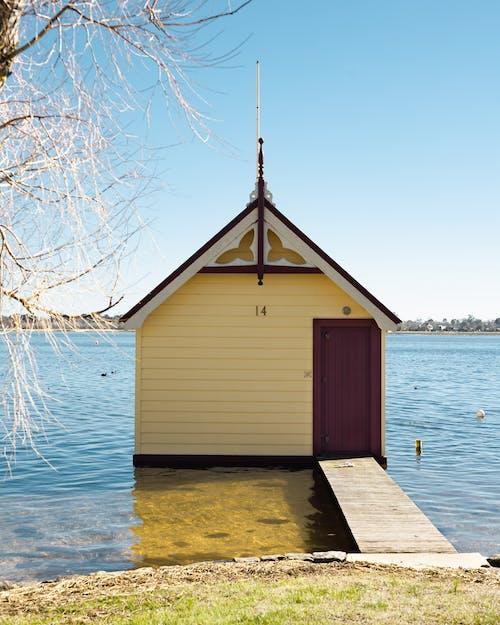 Kostenloses Stock Foto zu alt, anlegesteg, australien, australische landschaft
