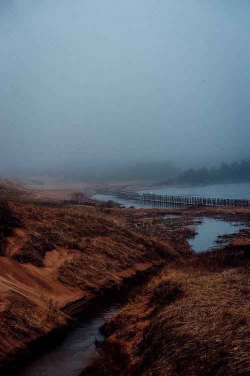 Безкоштовне стокове фото на тему «вода, Денне світло, з висоти польоту, зір»