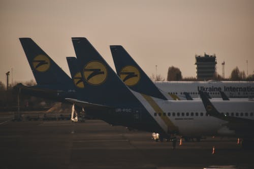 Free stock photo of airport, planes