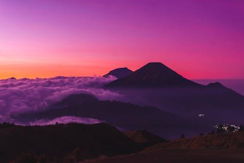 Ảnh lưu trữ miễn phí về bầu trời, dốc, những đám mây, núi