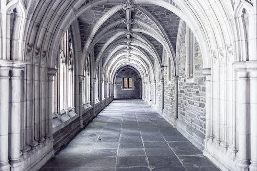 Kostenloses Stock Foto zu gebäude, architektur, kirche, kloster