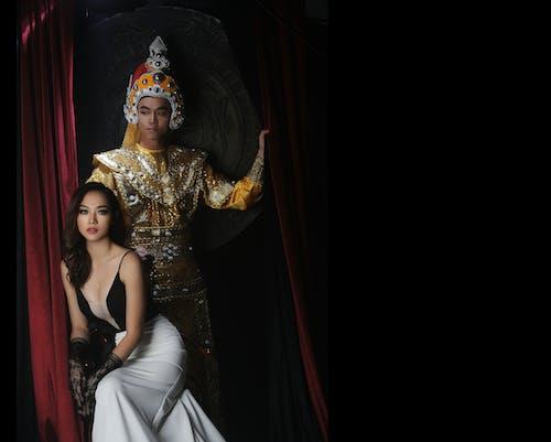 Ingyenes stockfotó Arany, arckifejezés, ázsiai emberek, beltéri témában