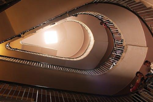 樓梯, 無窮, 環, 重复 的 免费素材照片