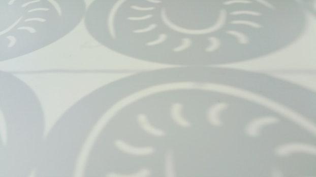 Free stock photo of pattern, grey, white, shadow