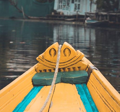 Immagine gratuita di acqua, acque calme, barca, dal lago