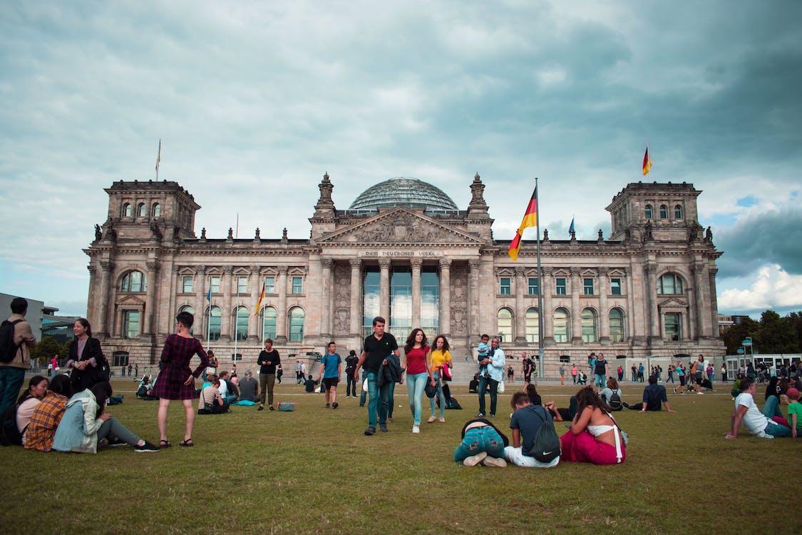 Администрация, архитектура, Берлин