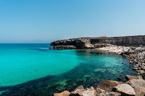 ada, çevre, dalgalar, deniz içeren Ücretsiz stok fotoğraf