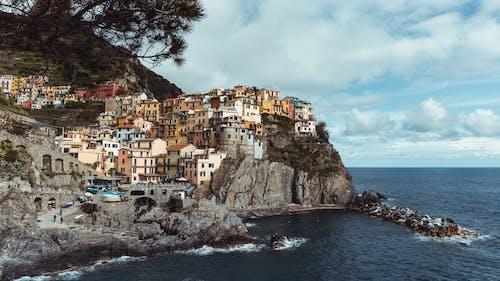 Fotobanka sbezplatnými fotkami na tému architektúra, breh, budovy, cestovný ruch