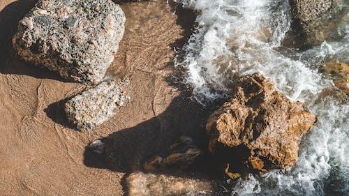Ảnh lưu trữ miễn phí về nước biển, vĩ mô, đá