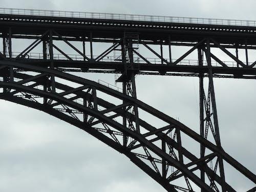 Kostenloses Stock Foto zu brücke, eisenbahn