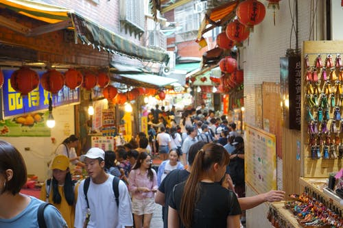 Free stock photo of @market, jiufen, Taipei, taiwan
