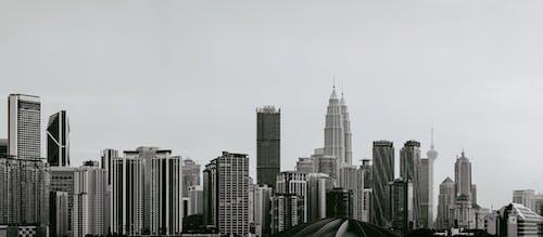 Foto d'estoc gratuïta de arquitectura, ciutat, disseny arquitectònic, edifici alt
