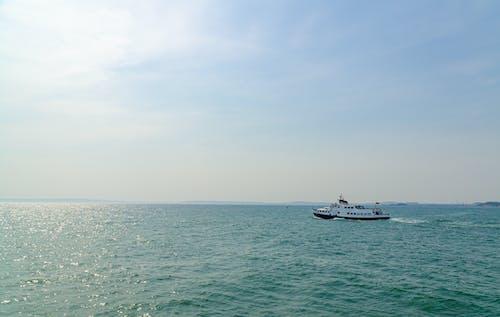 Free stock photo of Baltic Sea, boat, coast, germany