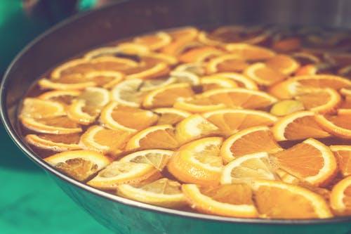 Základová fotografie zdarma na téma citron, citrusový, na plátky, oranžová