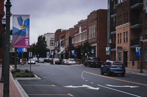 主要街道, 公寓, 公寓建築, 公寓樓 的 免費圖庫相片