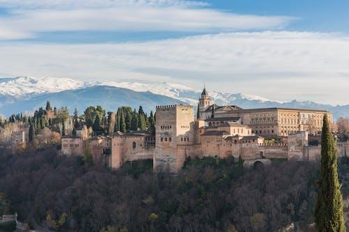 Gratis stockfoto met Europa, oud kasteel, Spanje