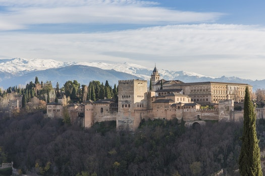 Free stock photo of spain, europe, old castle