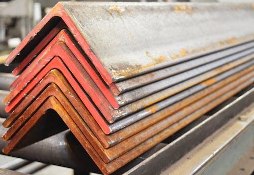 Free stock photo of angle, conveyor, metal